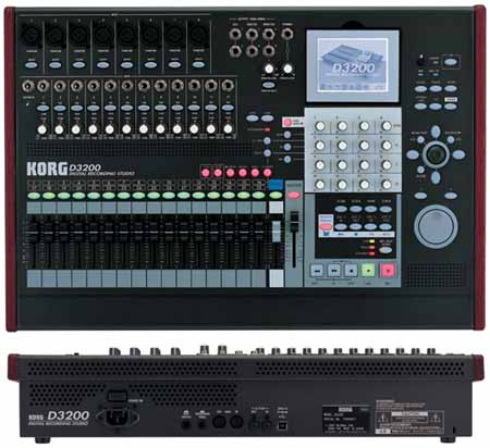 Korg D 3200 -:-:- FUTURE STYLE -:-:- electronic machines and trend