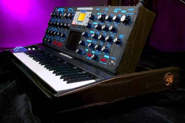 Minimoog Voyager Anniversary -:-:- FUTURE STYLE -:-:- electronic