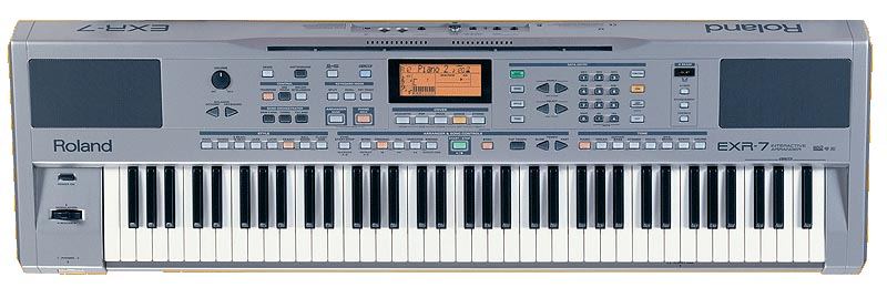 Image Result For Style Keyboard Roland Exr S