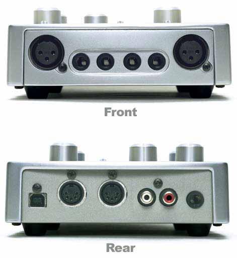 Audio Interfaces (with midi i/o)
